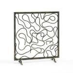 Squiggle Fire Screen